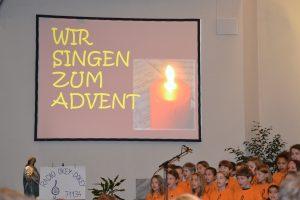 Musik im Advent 2010- 2018