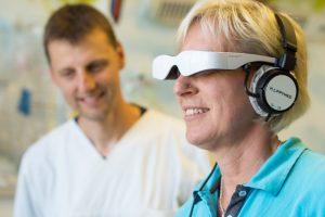 Neues Projekt-HappyMed Videobrillen für die Kinderklinik