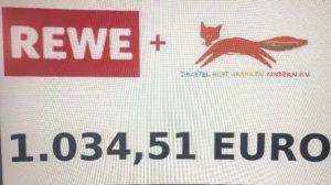 Die 1000-Euro-Marke geknackt!!!